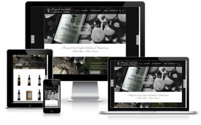Un nouveau site internet avec boutique en ligne