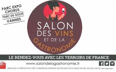 Salon des Vins et de la Gastronomie de Vannes