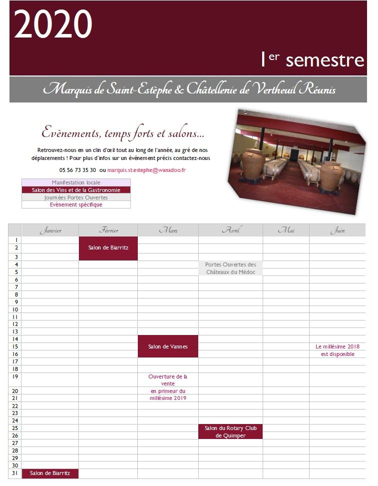 Salon des vins et de la gastronomie, portes ouvertes, marché de Montalivet, rotary Club, Vannes, Quimper, Brest, Biarritz, Rennes